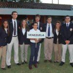 Equipo Venezuela FOrmal Sudamericano Juvenil 2013