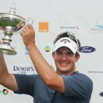 Ryan Blaum remonta y triunfa por dos en el DR Open